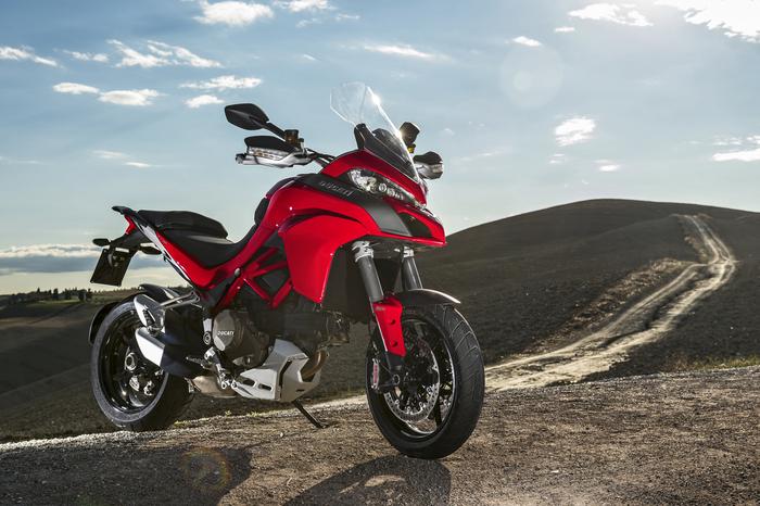 Salto generazionale per il modello 2015 della Ducati Multistrada