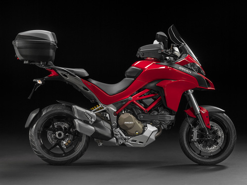 La Multistrada 1200 Urban pack