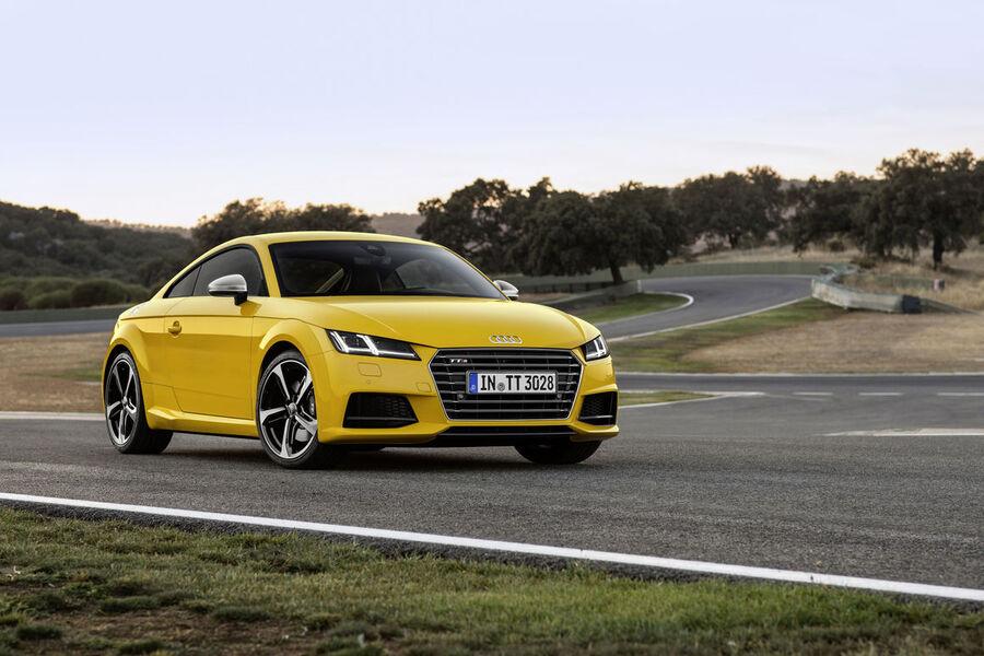 Audi TTS Coupé (2014->>)