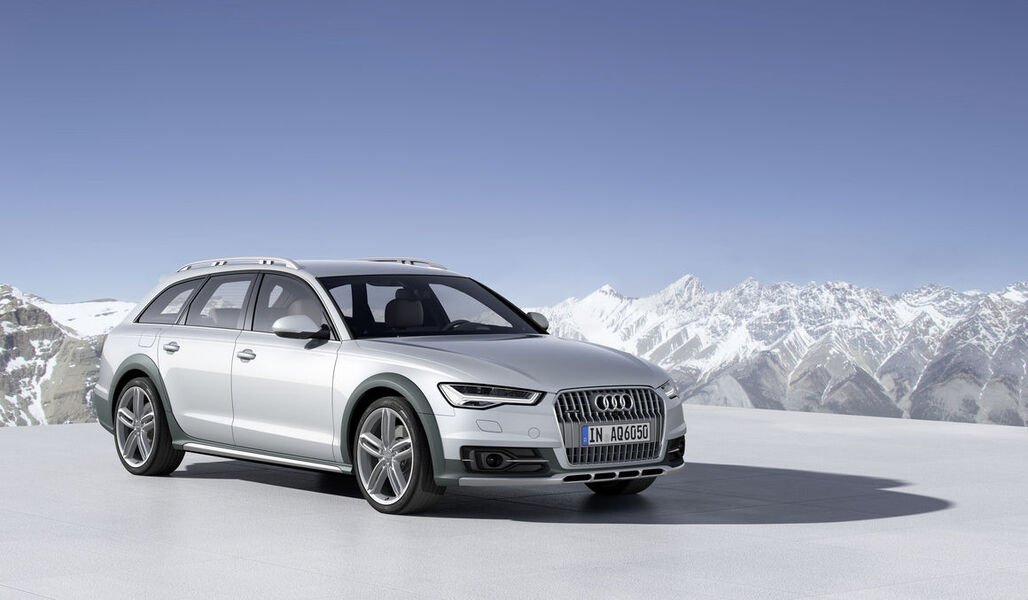 Audi A6 allroad (2012->>)