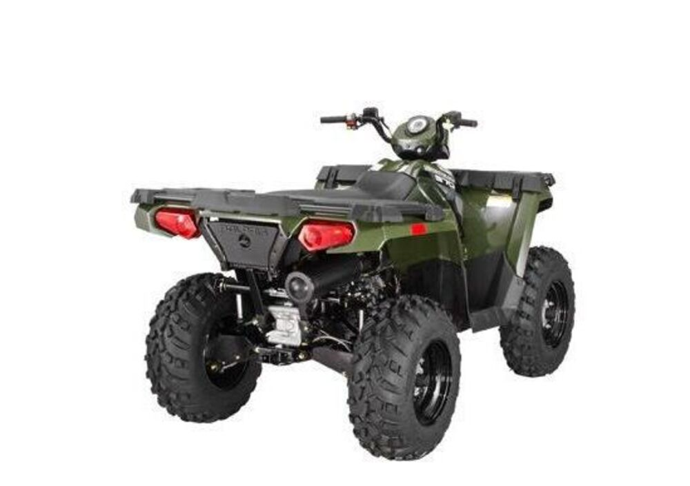 Polaris Sportsman 570 E 4x4 (2008 - 15) (4)
