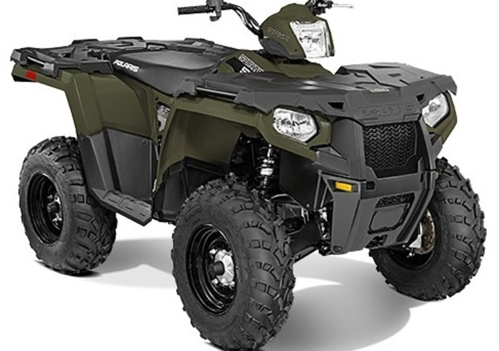 Polaris Sportsman 570 E 4x4 (2008 - 15)