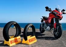 Scorpion Trail II, ultimo nato in casa Pirelli, equipaggia la nuova Ducati Multistrada