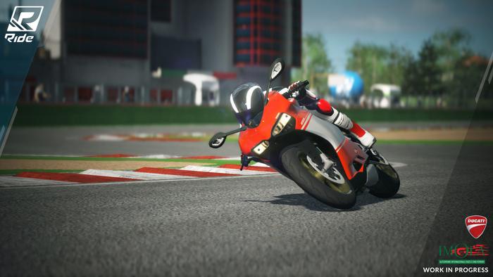 RIDE vi promette di farvi guidare le moto più belle del mondo