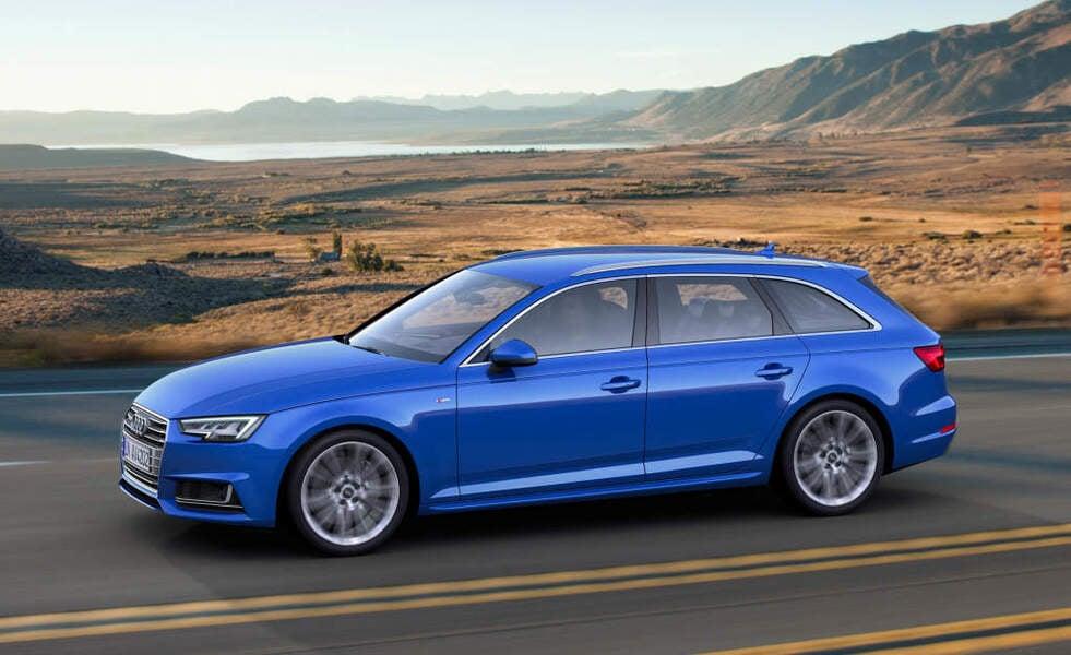 Audi A4 Avant (3)
