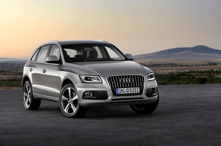 Audi Q5 (2008->>)