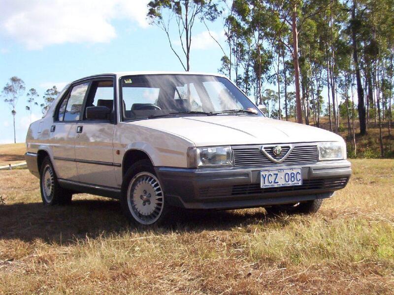 Alfa Romeo Alfa 90 2.0