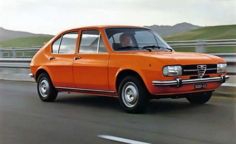 Alfa Romeo Alfasud (1975-84)