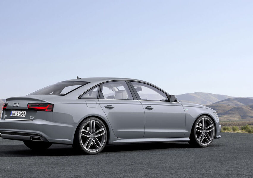 Audi A6 3.0 TDI 204 CV multitronic Business plus (3)