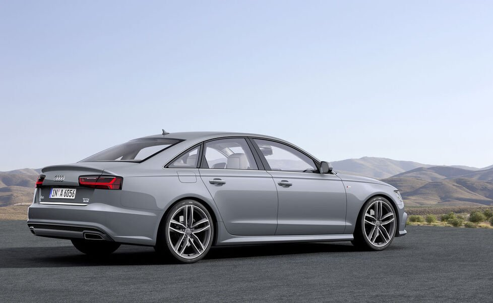 Audi A6 3.0 TDI 204 CV multitronic Business (3)