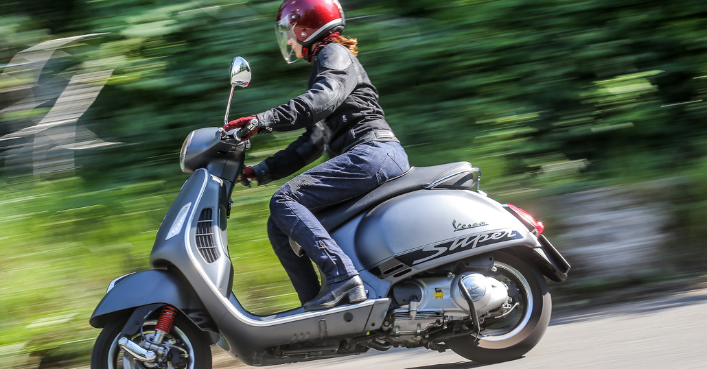 Vespa GTS 300 SuperSport