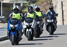 Moto.it e BMW in viaggio con gli Eroi dei 5 mondi