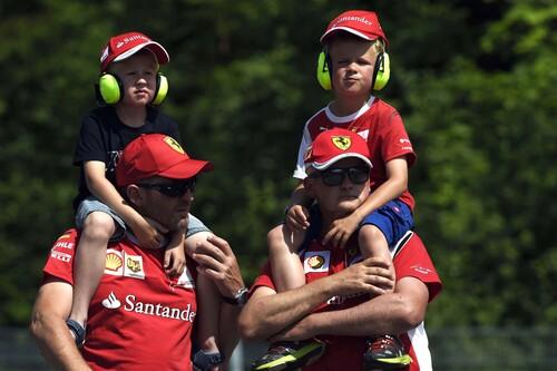 F1 GP Austria 2016: le foto più belle (4)