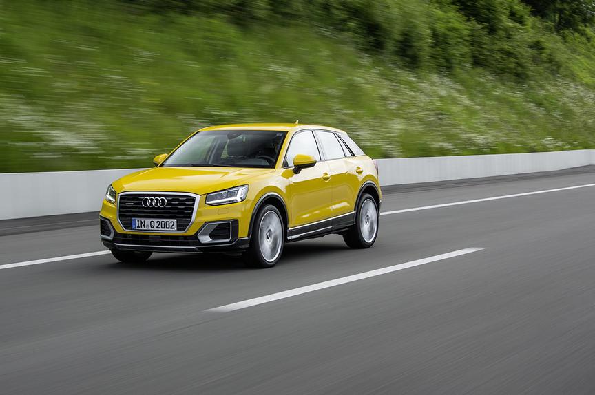 Audi Q2 Prova Video Test Prove Automoto It