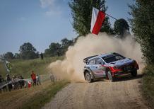 WRC 2016 con Hayden Paddon: Polonia