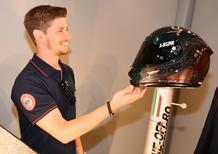 Casey Stoner svela il suo X-Lite X-802RR One-Off SuperHero