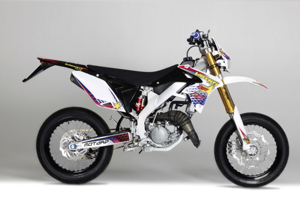 Valenti Racing N 01 50 Naked (2015 - 21), prezzo e scheda