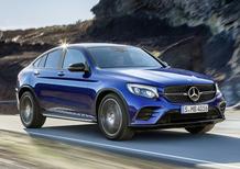 Mercedes GLC Coupé [Video Prime Impressioni]