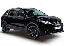 Nissan Qashqai Black Edition: all black in 3.360 esemplari