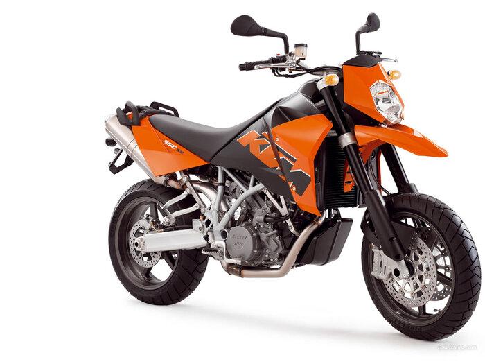 KTM Supermoto 950SM
