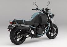 Honda Bulldog 400 Concept svelato a Osaka