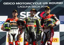 SBK 2016. Sykes si impone in Gara 2 a Laguna Seca