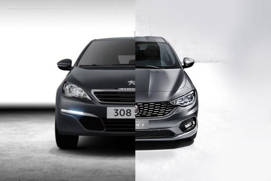 Misure analoghe ma stile e contenuti diversi tra le wagon FCA e PSA