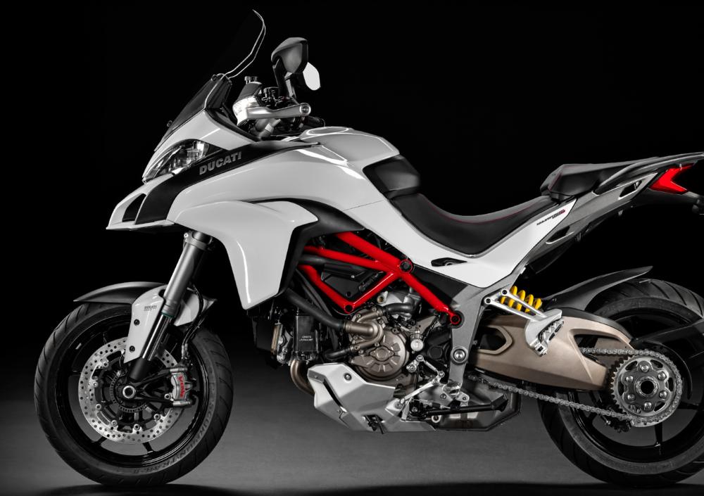 Ducati Multistrada 1200 S (2015 - 17) (2)