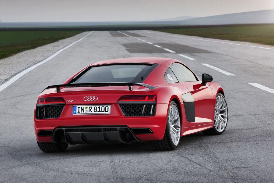 Audi R8 Coupé (2)
