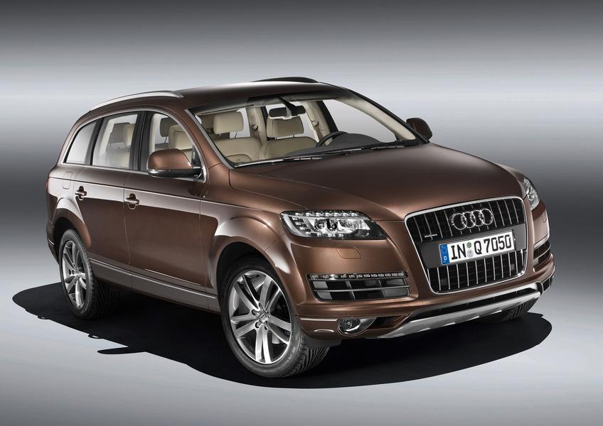 Audi Q7 (2005-15)
