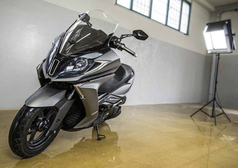 Kymco Downtown 350i ABS (2015 - 17) (3)