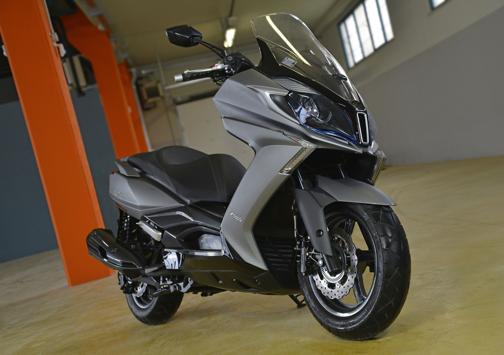 Kymco Downtown 350i ABS (2015 - 17) (2)
