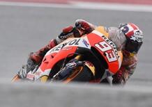 Marquez chiude in testa le prove del venerdì ad Austin