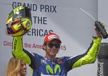 Rossi: Ho visto Marquez in pista, non solo in conferenza stampa