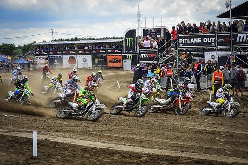 MXGP. Strijbos e Anstie si aggiudicano il GP del Belgio