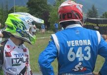 Team Italia Enduro al vertice dell'Europeo Under 20