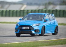 Ford Focus RS: il Drift Mode nacque per caso. Ecco la storia