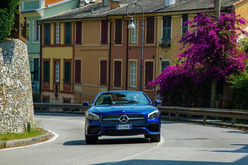 Mercedes-Benz SL restyling (W231): le foto più spettacolari (3)