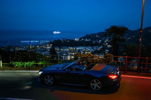 Mercedes-Benz SL restyling (W231): le foto più spettacolari (6)