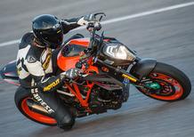 KTM 1290 SuperDuke R Powerparts: una bestia da 195 cv