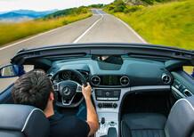 Mercedes-Benz SL restyling: come sono cambiati gli interni