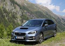 Subaru Levorg 2017: di serie il sistema EyeSight