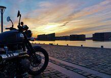 Viaggi in  moto: il Castello di Amleto