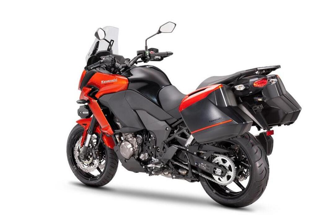 Kawasaki Versys 1000 Tourer Plus ABS (2015 - 16) (2)