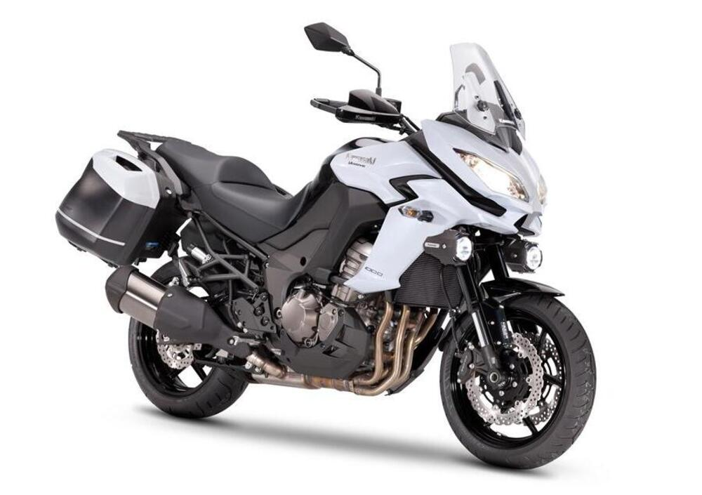 Kawasaki Versys 1000 Tourer Plus ABS (2015 - 16) (5)