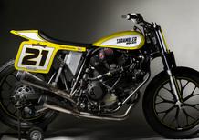 Ducati Scrambler: la moto di  Bayliss per il Campionato Flat Track