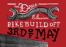 Deus Bike Build Off, il 3 maggio a Milano