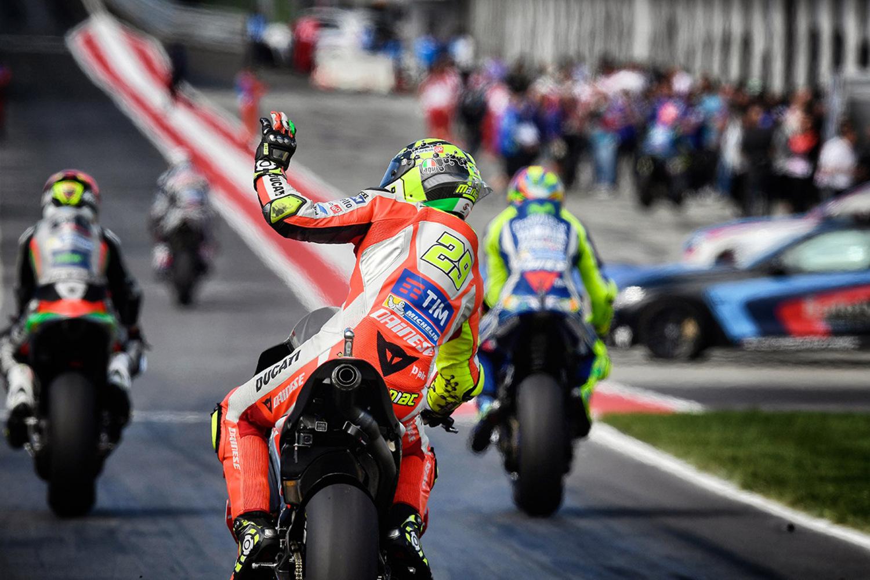 MotoGP. Le foto più spettacolari del GP d'Austria