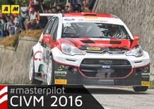 Citroen C3 Max @CIVM 2016: la preview di Gubbio con Michele Fattorini