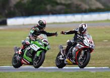 SBK. Kawasaki contro Ducati a Imola